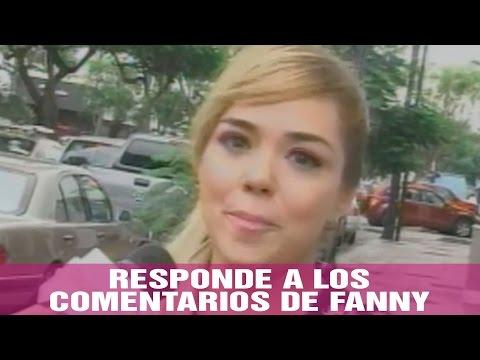 Xxx Mp4 Michelle Álvarez Le Responde A Fanny Garcés Jarabe De Pico 3gp Sex
