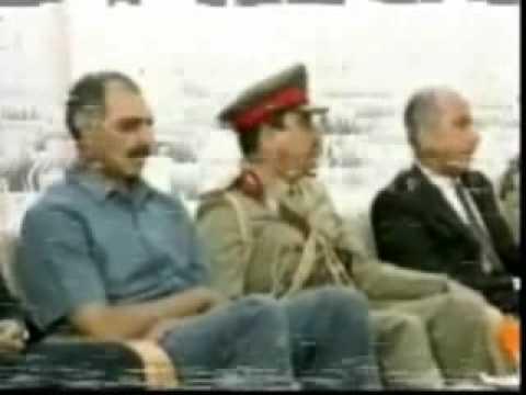 القائد صدام حسين يجتمع بقادة الجيش ويستعرض معهم معركة تحرير الفاو 2