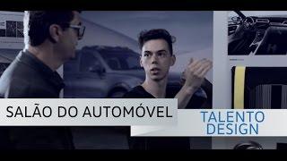 Salão do Automóvel 2016 | Talento Design | VWBrasil