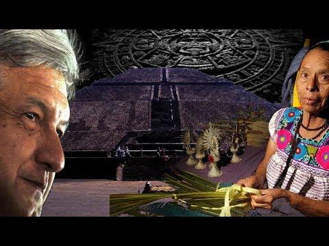 Xxx Mp4 Se Está Cumpliendo La Profecía AZTECA De AMLO Ceremonia Nunca Antes Vista En El Mundo 3gp Sex