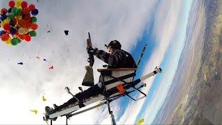 GoPro: Shotgun Balloon Drop