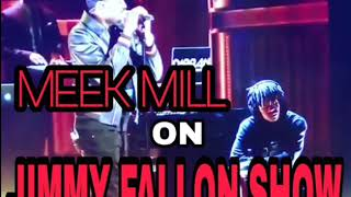 S.4.G REACTION TO MEEK MILL and THE DREAM on JIMMY FALLON SHOW (IIWIIOP SHOW)