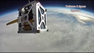Indian Teen Builds World's Lightest Satellite | NASA Cubes In Space Competition