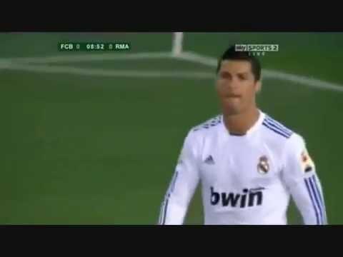 Cristiano ronaldo humilla al Messi