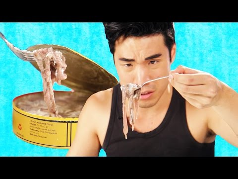 Americans Try Surströmming (The Smelliest Food In The World)