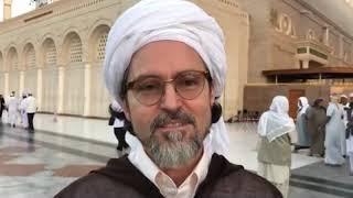 Shaykh Hamza Yusuf in Medina & Visting Historic Sites