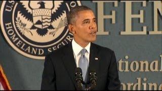 Obama: Boehner Doesn't Want Gov't Shutdown to End