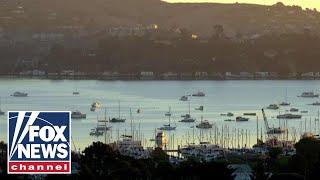Tucker investigates: California homeless living on makeshift boats