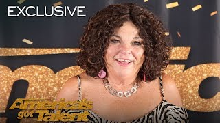 Vicki Barbolak Chats About Going On A Date With Simon Cowell - America