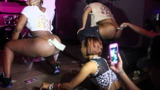 Big Booty Strippers Shake And Twerk For Dollars Pt 3