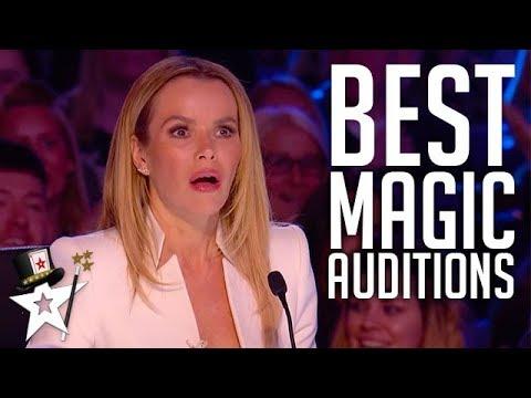 All Magicians on Britain's Got Talent 2018 | Got Talent Global