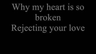 Shattered lyrics