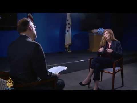 Samantha Power : 'A big pie of security threats'