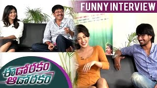 Edo Rakam Ado Rakam Movie Team Funny Interview | TFPC