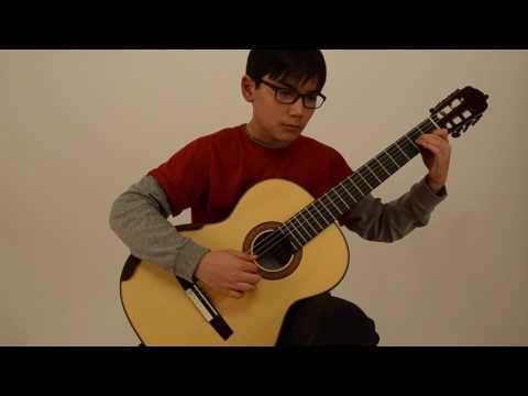 Xxx Mp4 Allegro By Mauro Giuliani Classical Guitar 3gp Sex