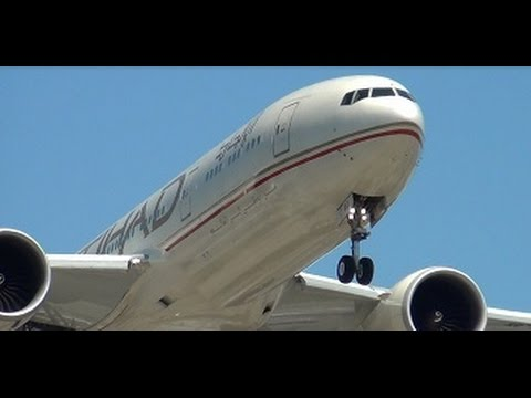 BUSINESS CLASS Ultra Long Haul Experience Etihad Airways Los Angeles to Abu Dhabi PART 1 2