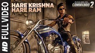 Commando 2: Hare Krishna Hare Ram Full Video | Vidyut | Adah Sharma & Esha| Armaan Malik,Raftaar