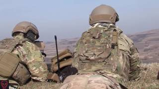 Military | U.S. & Romanian JTAC Special Forces Work Together
