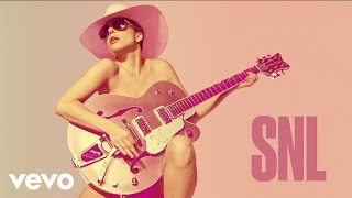 Lady Gaga - A-YO (Live From Saturday Night Live/2016)