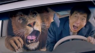 Kung Fu Yoga | official trailer #2 (2017) Jackie Chan