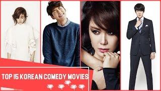 Top 15 Korean Comedy Movies