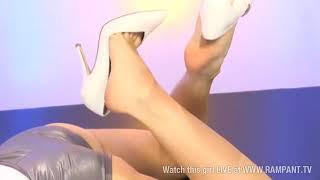 Hannah Claydon (Legs & Feet 5)