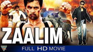 Zaalim Hindi Dubbed Full Movie || Hindi Action Movies | Arjun, Kirat, Gajala | Bollywood Full Movies
