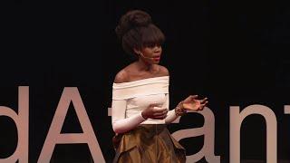 I'm a criminal because of where I was born | Desirée Venn Frederic | TEDxMidAtlanticSalon