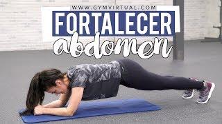 Entrenamiento para reducir cintura y fortalecer abdomen