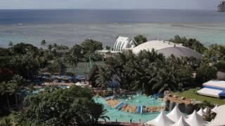[Best Guam] PIC Hotel Sweat Room Ocean View