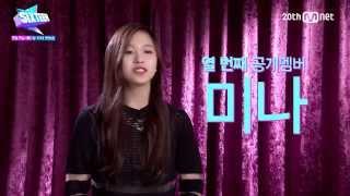 [Eng Sub] JYP SIXTEEN Member #10 MINA 미나
