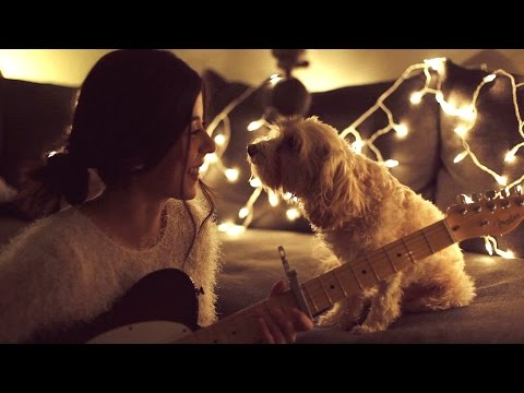 Xxx Mp4 Christmas Time Is Here Daniela Andrade Ft Cutest Dog In The Galaxy 3gp Sex