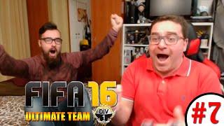 FIFA 16 UT #7 | RIC & NIKKI | NÁPOLES E INFORMS