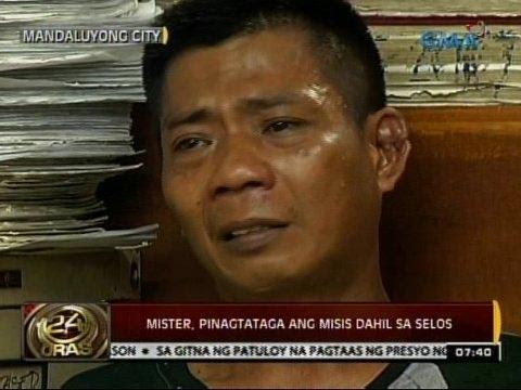 Xxx Mp4 24 Oras Mister Pinagtataga Ang Misis Dahil Sa Selos 3gp Sex