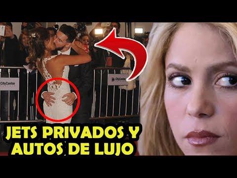 Xxx Mp4 Mira La Lujosa Boda De Lionel Messi Shakira Deja Atrs Diferencias Y Asiste 3gp Sex