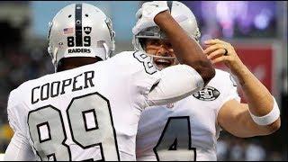 Kansas City Chiefs vs. Oakland Raiders Full Week 7 Game Highlights | NFL