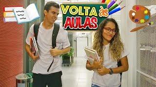 VOLTA ÀS AULAS! - CLIPE OFICIAL - KIDS FUN