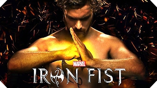 IRON FIST (Série Marvel, 2017) - Bande Annonce VF Officielle
