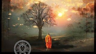 20 min Mindfulness Meditation Music Relax Mind Body: Buddhist Monk Chanting Mantra