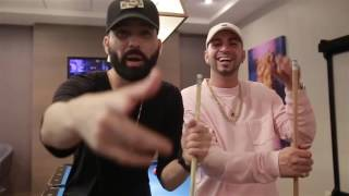 Justin Quiles: Backstage Con Maiky MT