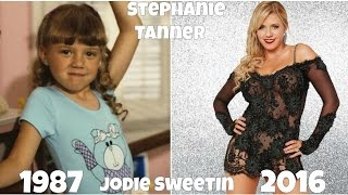 Full House Actors Before and After 2016, Antes y Después