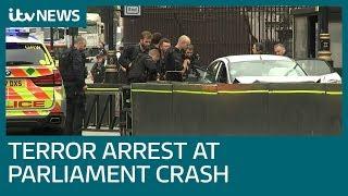 Westminster 'terror attack': Several hurt in Parliament car crash    ITV News