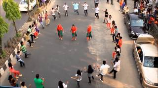 ICC T20 World Cup Bangladesh Flashmob by European Standard School(E.S.S)