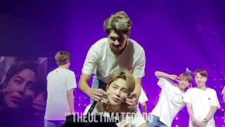 180922 So What @ BTS 방탄소년단 Love Yourself Tour in Hamilton Fancam 직캠
