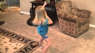 Allie Buddelmeyer Pump It Dance Routine