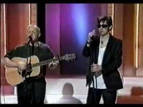 Christy Moore & Shane MacGowan(The Pogues) Spancil HILL