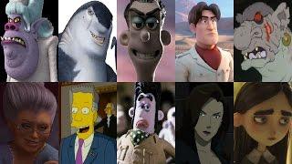 Defeats of My Favorite Animated Non-Disney Movie Villains Part 6