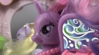 MLP A Royal Pain Ep11 (New Years Eve Party)
