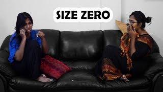 Size zero    Girl's Fitness Atrocities    Pori Urundai