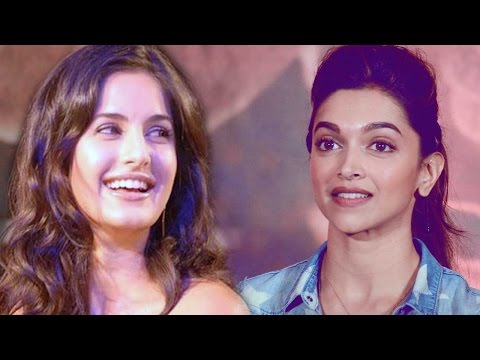 Xxx Mp4 Deepika Padukone S Reaction On Being Called Katrina Kaif Tamasha Promotional Event 3gp Sex